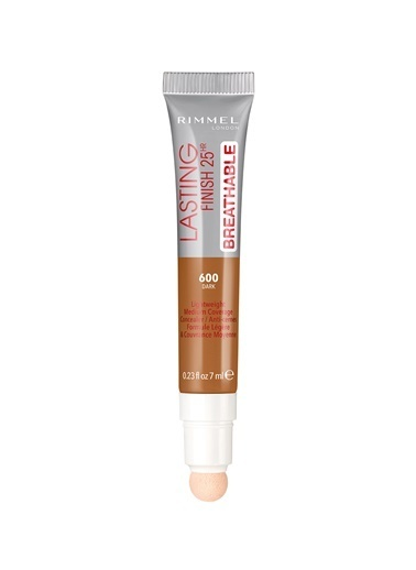 Rimmel London Lasting Finish 25Hr Breathable Concealer - 600 Dark-Rimmel London
